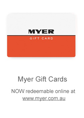 Myer is my Store